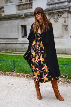 Caroline de Maigret - Street Style by Stela