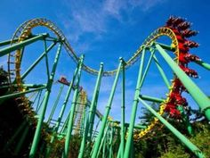Roller Coasters For Sale - Powerlion Amusement Park Rides Roller Coaster For Sale, Biggest Roller Coaster, Roller Coaster Ride, Roller Coasters, Rollercoaster Funny, Provinces Of China, Park Equipment, Amusement Park Rides, Indoor Playground