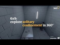 a virtual experience of solitary confinement in any US prison– video.The Mill for The Guardian (April Virtual Reality Headset, Augmented Reality, Solitary Confinement, Prison Cell, Military Training, Digital Storytelling, Immersive Experience, Criminology, The Guardian