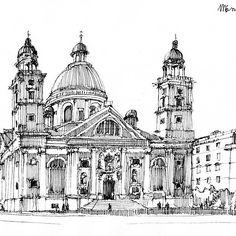 Chiesa A Genova Carignano
