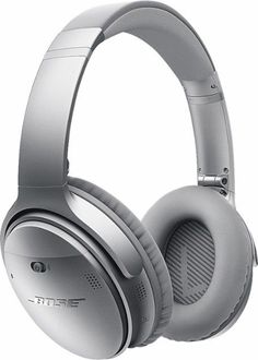 Bose QuietComfort 35 Headband Wireless Headphones - Silver | Consumer Electronics, Portable Audio & Headphones, Headphones | eBay!