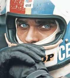 François Cevert, a French racing driver. At Watkins Glen 1973, with Jackie Stewart having already clinched his third World Championship, Cevert was killed during the Saturday morning qualifying race while battling for a pole position with Ronnie Peterson.