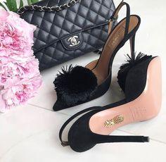 Aquazzura Stiletto #shoes #stiletto #sandals #fashion #vanessacrestto #style #aquazzura