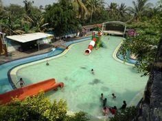 waterboom lafapark family adventure Wahana Rekreasi Keluarga Terdekat Cikarang Karawang
