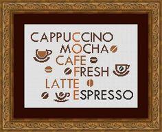 He encontrado este interesante anuncio de Etsy en https://www.etsy.com/es/listing/185389421/cafe-cafeteria-contado-cruz-puntada