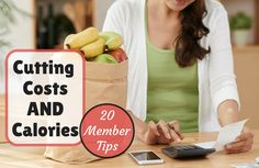 20 Member Ideas for Eating Healthy on a Budget