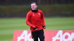 Wayne Rooney has been left out of the Manchester United squad for Thursday night's Europa League match against FC Midtjylland in Denmark. The England captain stayed behind as his team-mates made th...