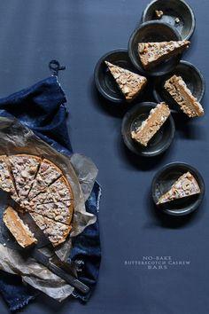 No-Bake Butterscotch Pretzel Bars