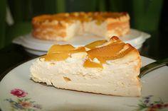Geheime Rezepte: Mascarpone - Käse - Kuchen ohne Boden