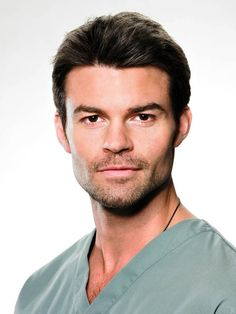 "Daniel Gillies - Promo from ""Saving Hope"" (his other TV series)"