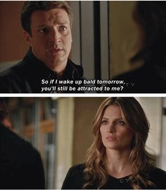 Hah. NOOPPEE. Lols, but i'm sure Caskett will survive, as always. : ) <3