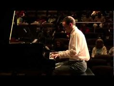 """""""The Giving"""" -solo piano performance"""