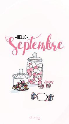 Our social Life Hallo September, Hello September Images, September Quotes, Welcome September, Hello October, September Wallpaper, Funny Minion Pictures, Funny Minion Memes, Locked Wallpaper