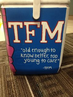 Best TFM quote left side