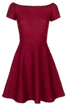 Primark Textured Skater Dress, £13 Gotta love primark!