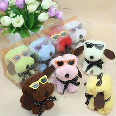 Hot Sale!Cute Animal Cake Towel,Towel Cake,Home Decoration,Wholesale,Towel Crafts,Promotional Gift,180PCS/LOT,FREE SHIPPING-in Towels from H...