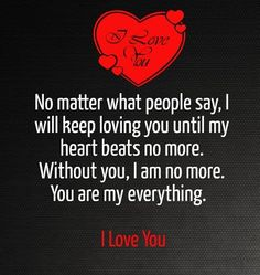 Top 20 Love Quotes For Him - Send them with Care and Affection