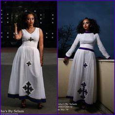 Habesha bySelam #Ethiopian_Fashion,  #EthiopianFashion