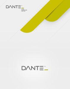 Identidade Visual da Dante | Criatives | Blog Design, Inspirações, Tutoriais, Web Design