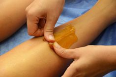 sugar wax hair removal