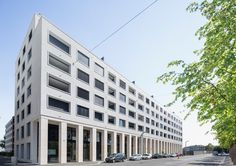 baumschlager eberle: Wohnüberbauung Limmatfeld Zedernhof