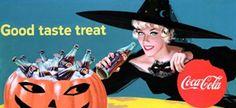 Halloween Coca‑Cola advert