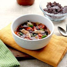 Salpicn de res con pia youtube recetas y mas pinterest chicken tortilla soup forumfinder Images