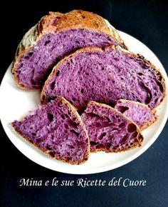 Plum Cake, Banana Bread, Steak, Pork, Desserts, Pane Viola, Stuffed Bread, Breads, Picnic