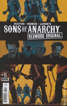15 Sons Of Anarchy Redwood Original Ideas Sons Of Anarchy Anarchy Redwood