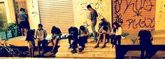 #S2CelulaUP7 2014.07.03 - 20hs - Praça da QE40 - Guará2/Brasília/Brasil