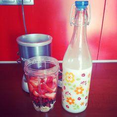 Z ljubeznijo, Mama. : Rastlinska mleka