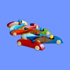 Artisan wooden toys