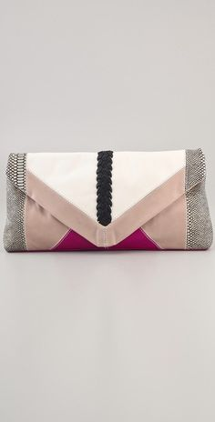 Statement Clutch - Sidney Sunset by VIDA VIDA vImael