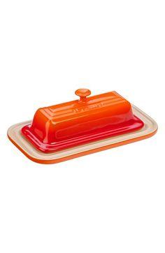 Le Creuset Stoneware Butter Dish & Lid