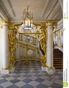 peterhof palace interior/images | Palace Interior 1 Stock Photography - Image: 6036532