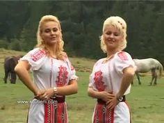 Surorile Toader - Bine-i sa fii padurar - Romanians Folklore Romania