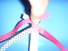 5th Instruction Contest- Woven Infant Headbands - Hip Girl Boutique Free Hair Bow Instructions--Learn how to make hairbows and hair clips, FREE!