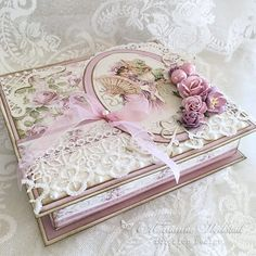 Read information on shabby chic bedroom Decoupage Box, Decoupage Vintage, Vintage Crafts, Vintage Paper, Roses Vintage, Shabby Chic Crafts, Shabby Chic Decor, Shabby Chic Paper, Cigar Box Crafts