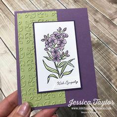 Southern Serenade Sympathy Card