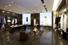 Inside the new #RobertoCavalli flagship store in Vienna!