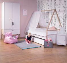 Kinderbed Nordic Acacia White kopen? ✓ Kinderbed met een Scandinavische look ✓ Top kwaliteit ✓ Snelle levering ✓ Ruime keuze