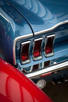 pinterest.com/fra411 #classic #american #car #legend - Mustang
