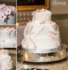 Cake Designer: Jason @ Market Salamander  Middleburg VA www.photographybymarirosa.com