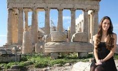 Greece, Sidewalk, Park, History, Outdoor Decor, Bitterness, Decoupage, Destinations, Viajes