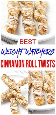 Weight Watchers cinnamon roll twists you are going to want to make. Super easy Weight Watchers recipe for the BEST cinnamon rolls. Cinnamon Pop Tart, Cinnamon Twists, Best Cinnamon Rolls, Pumpkin Cinnamon Rolls, Pumpkin Scones, Weight Watchers Pumpkin, Weight Watchers Breakfast, Weight Watchers Desserts, Ww Desserts