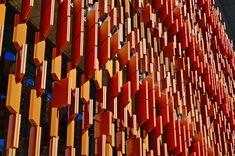 Advanced Engineering Building, The University of Queensland | Shildan Terracotta Rainscreen Facade