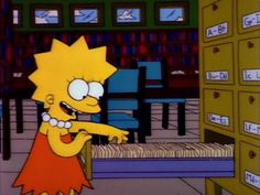 Lisa Simpson Has Asperger's « Adjusting After Decades of Not Knowing About Asperger's