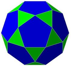 rotating Rhombic Triacontahedron - Google Search