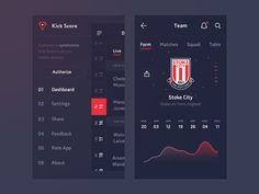 Kick Score