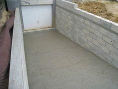 Couvre mur b ton ton gris magasin de bricolage brico for Mur descente de garage